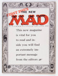 Magazines:Mad, MAD #24 (EC, 1955) Condition: VF-....