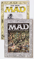 Magazines:Mad, MAD #25 and 27 Group (EC, 1956) Condition: Average FN+.... (Total:2 Comic Books)