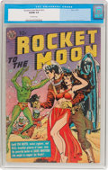 Golden Age (1938-1955):Science Fiction, Rocket to the Moon #nn (Avon, 1951) CGC VG/FN 5.0 Off-whitepages....