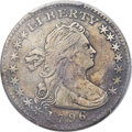 Early Half Dimes, 1796 H10C LIKERTY, V-1, LM-1, R.3 -- Repaired -- PCGS Genuine. XFDetails....