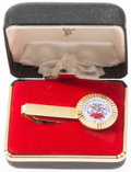Football Collectibles:Others, 1969 AFL Championship Game Tie Clip. ...
