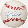 Baseball Collectibles:Balls, Joe Adcock Single Signed Baseball. ...