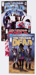 Modern Age (1980-Present):Horror, The Walking Dead Group of 5 (Image, 2004-09) Condition: AverageNM-.... (Total: 5 Comic Books)