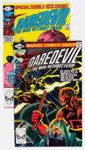 Modern Age (1980-Present):Superhero, Daredevil #168 and 181 Group (Marvel, 1981-82) Condition: AverageVF-.... (Total: 2 Comic Books)