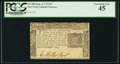 Colonial Notes:New York, New York September 2, 1775 $5 PCGS Extremely Fine 45.. ...
