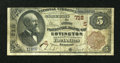 National Bank Notes:Kentucky, Covington, KY - $5 1882 Brown Back Fr. 467 The First NB Ch. #(S)718. ...