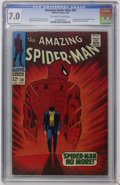Silver Age (1956-1969):Superhero, The Amazing Spider-Man #50 (Marvel, 1967) CGC FN/VF 7.0 Off-white to white pages....