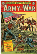 Golden Age (1938-1955):War, Our Army at War #13 (DC, 1953) Condition: VF-....