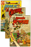 Silver Age (1956-1969):Miscellaneous, Charlton Silver Age Group (Charlton, 1960s) Condition: AverageVG....