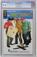 Bronze Age (1970-1979):Humor, Three Stooges #46 File Copy (Gold Key, 1970) CGC NM+ 9.6 Off-whiteto white pages....