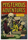 Golden Age (1938-1955):Horror, Mysterious Adventures #6 (Story Comics, 1952) Condition: FN-....