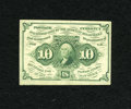 Fractional Currency:First Issue, Fr. 1242 10c First Issue Choice About New++....
