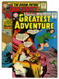 Silver Age (1956-1969):Adventure, My Greatest Adventure #82 and 83 Group (DC, 1963).... (Total: 2 Comic Books)