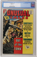 Silver Age (1956-1969):Horror, Unusual Tales #32 (Charlton, 1962) CGC NM 9.4 Off-white to white pages....