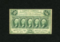 Fractional Currency:First Issue, Fr. 1313 50c First Issue Very Fine....
