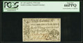 Colonial Notes:South Carolina, South Carolina April 10, 1778 2s 6d PCGS Gem New 66PPQ.. ...