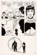 Original Comic Art:Panel Pages, Keith Giffen and Dave Hunt Legion of Super-Heroes #295 StoryPage 22 Original Art (DC, 1983)....