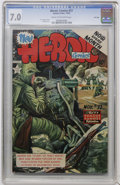 Golden Age (1938-1955):Non-Fiction, Heroic Comics #77 File Copy (Eastern Color, 1952) CGC FN/VF 7.0Cream to off-white pages....