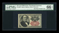 Fractional Currency:Fifth Issue, Fr. 1309 25¢ Fifth Issue PMG Gem Uncirculated 66 EPQ....
