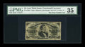 Fractional Currency:Third Issue, Fr. 1300 25¢ Third Issue PMG Choice Very Fine 35....
