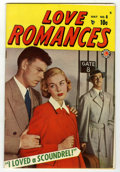 Golden Age (1938-1955):Romance, Love Romances #6 (Marvel, 1949) Condition: VF....