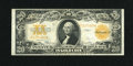 Large Size:Gold Certificates, Fr. 1187 $20 1922 Mule Gold Certificate Very Fine....