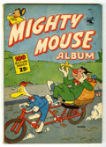 Golden Age (1938-1955):Cartoon Character, Mighty Mouse Album #nn (St. John, 1952) Condition: VG+....