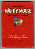 Golden Age (1938-1955):Cartoon Character, Mighty Mouse Adventure Stories #nn (St. John, 1953) Condition: VG+....