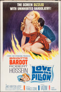"""Movie Posters:Foreign, Love on a Pillow (Royal Films International, 1963). Poster (40"""" X 60""""). Foreign.. ..."""
