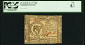 Colonial Notes:Continental Congress Issues, Continental Currency February 26, 1777 $8 PCGS New 61....