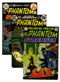 Bronze Age (1970-1979):Horror, The Phantom Stranger Group (DC, 1969-76) Condition: Average VF+....(Total: 6 Comic Books)