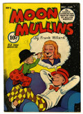 Golden Age (1938-1955):Cartoon Character, Moon Mullins #1 Cookeville pedigree (ACG, 1948) Condition: FN/VF....