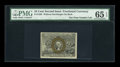 Fractional Currency:Second Issue, Fr. 1283 25¢ Second Issue PMG Gem Uncirculated 65 EPQ....