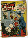 Golden Age (1938-1955):Superhero, More Fun Comics #93 (DC, 1943) Condition: FR....