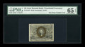 Fractional Currency:Second Issue, Fr. 1284 25¢ Second Issue PMG Gem Uncirculated 65 EPQ....