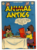 Golden Age (1938-1955):Funny Animal, Movietown's Animal Antics #24 (DC, 1950) Condition: VG/FN....
