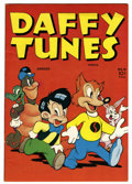 Golden Age (1938-1955):Funny Animal, Daffy Tunes #12 (Four Star, 1947) Condition: VF-....