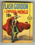 Golden Age (1938-1955):Science Fiction, Big Little Book #nn Flash Gordon vs. The Emperor of Mongo (Dell,1936) Condition: VF-....