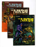 Silver Age (1956-1969):Adventure, Phantom #14-17 Group (Gold Key, 1965-66) Condition: Average VF.... (Total: 4 Comic Books)