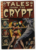 Golden Age (1938-1955):Horror, Tales From the Crypt #41 (EC, 1954) Condition: VG/FN....
