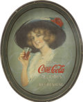 Advertising:Trays, 1913 Hamilton King Coca-Cola Tray...