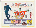 "Movie Posters:Rock and Roll, Twist Around the Clock (Columbia, 1961). Half Sheet (22"" X 28""),Title Lobby Card & Lobby Cards (6) (11"" X 14""). Rock and Ro...(Total: 8 Items)"
