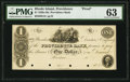 Obsoletes By State:Rhode Island, Providence, RI- Providence Bank $1 G16 Proof. ...