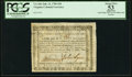 Colonial Notes:Virginia, Virginia July 14, 1780 $20 PCGS Apparent About New 53.. ...