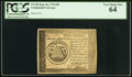 Colonial Notes:Continental Congress Issues, Continental Currency Contemporary Counterfeit September 26, 1778$50 PCGS Very Choice New 64.. ...