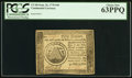 Colonial Notes:Continental Congress Issues, Continental Currency September 26, 1778 $40 PCGS Choice New 63PPQ.....