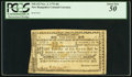 Colonial Notes:New Hampshire, New Hampshire November 3, 1775 40s PCGS About New 50.. ...
