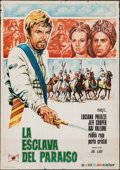 """Movie Posters:Foreign, 1001 Nights (Altamira Films, 1969). Identical Spanish One Sheets (3) (27"""" X 39.5""""). Foreign.. ... (Total: 3 Items)"""