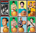 Basketball Cards:Lots, 1970 Topps Basketball Collection (366)....