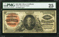 Large Size:Silver Certificates, Fr. 313 $20 1886 Silver Certificate PMG Very Fine 25.. ...